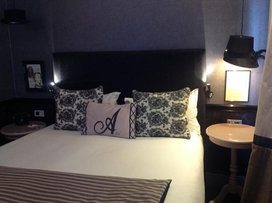 Les Plumes Hotel: gorgeous