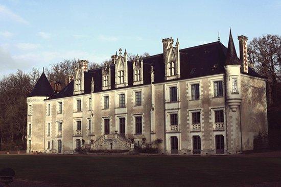 Chateau des Arpentis : The castle