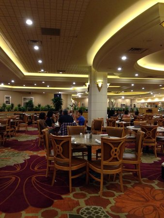 MGM Grand Buffet: Big place to eat in
