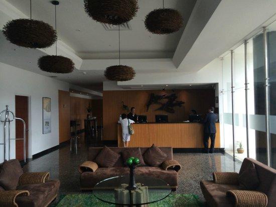 Hotel GHL Grand Villavicencio : Lobby