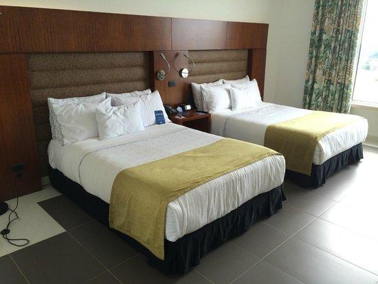Hotel GHL Grand Villavicencio : Beds
