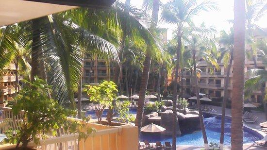 Villa del Palmar Beach Resort & Spa: excelente ubicacion