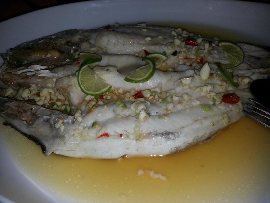 Lae Lay Grill : Yummy fish ala Thai style