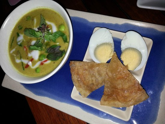 Lae Lay Grill : Green Curry