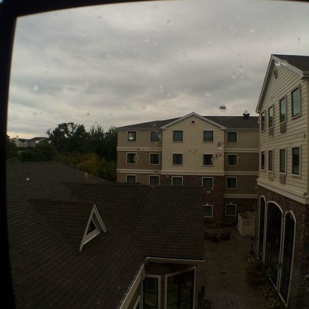Staybridge Suites Montgomeryville: from My room
