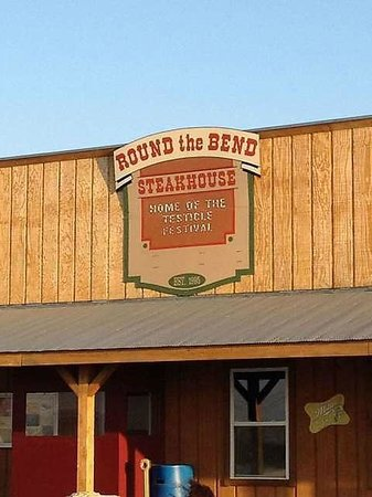 ‪Round The Bend Steakhouse‬