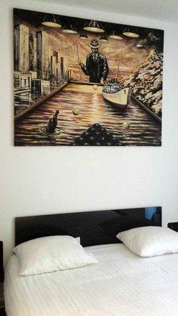 Hotel Grey: Chambre 402