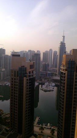 Sofitel Dubai Jumeirah Beach: Jumeirah city view from room