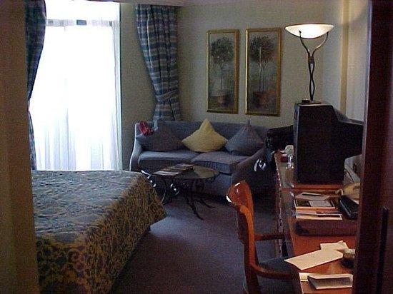 JA Jebel Ali Beach Hotel: La chambre 342