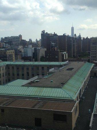 Fairfield Inn & Suites New York Midtown Manhattan/Penn Station: Utsikt från rummet på 15:e våningen