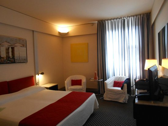Art Hotel Museo: hotel pulito e comodo