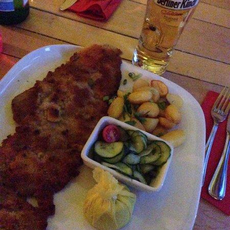 Restaurant Schnitzelei: Snitzel