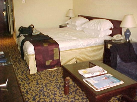 InterContinental Hotel Muscat : La chambre 331