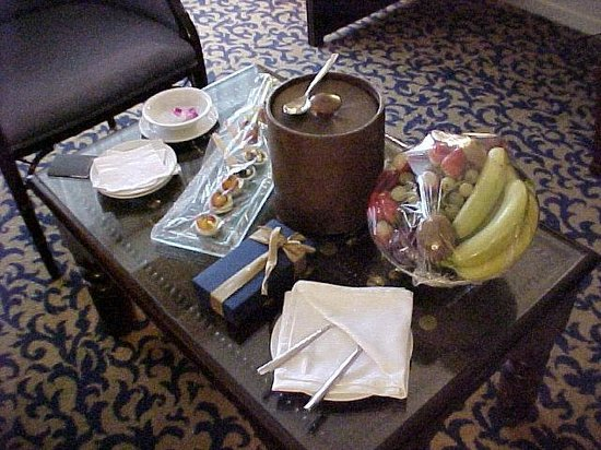 InterContinental Hotel Muscat : Cadeau