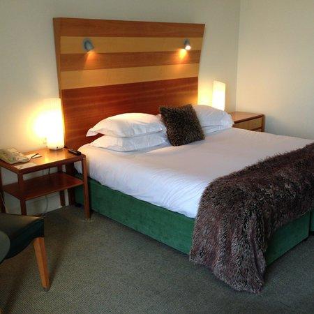 The St. David's Hotel: kingsize suite
