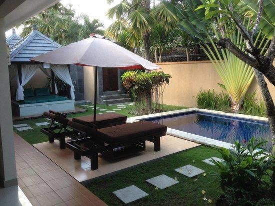 Bali Yubi Villa: Villa8 paradise