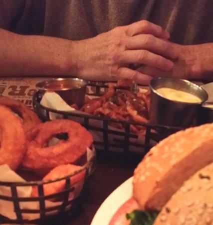 BLT Burger: SIDES