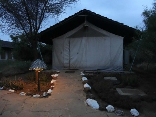 Sentrim Amboseli: Our tent