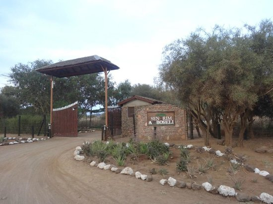 Sentrim Amboseli: The Main Gate