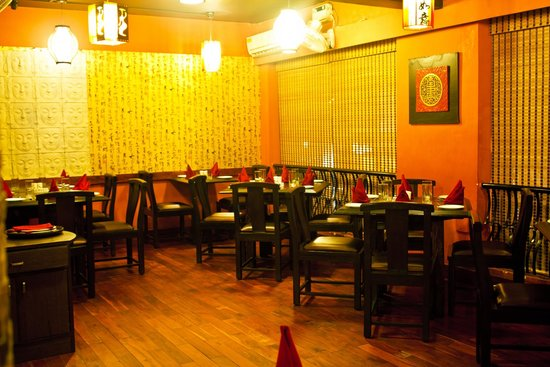 Pan Asian Bowl: Exquisite ambience