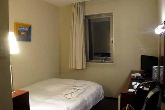 Sotetsu Fresa Inn Nihombashi-Kayabacho: Our room