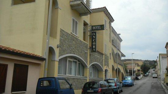 Hotel L'Ancora : Отель