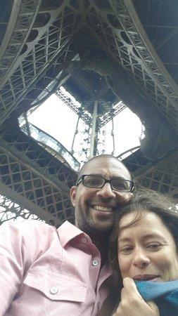 Fat Tire Tours Paris: About to go up