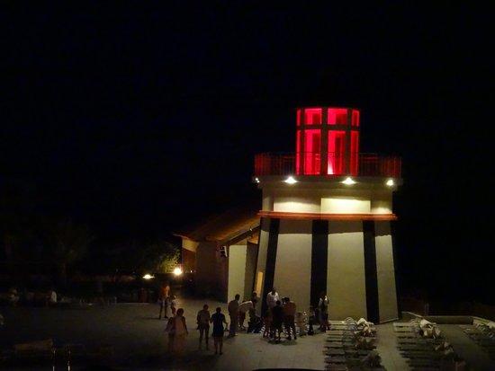 Sealight Resort Hotel: joli phare