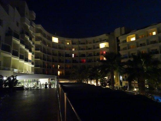Sealight Resort Hotel: by night 3