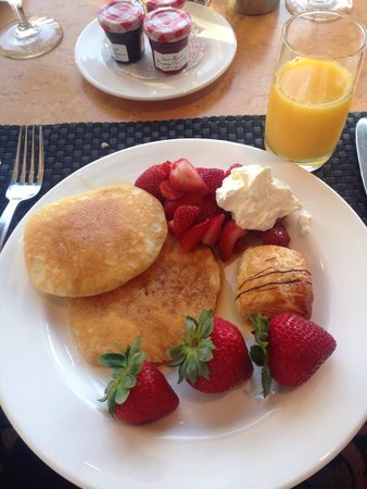 Pan Pacific Vancouver: Breakfast