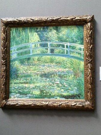 Galería Nacional: Monet