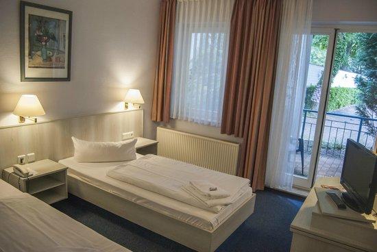 Comfort Hotel Alter Markt: Doppelzimmer Komfort