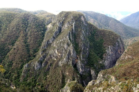 Bungonia State Conservation Area : Bungonia National Park views