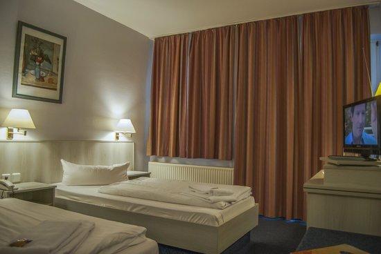 Comfort Hotel Alter Markt: Zweibettzimmer
