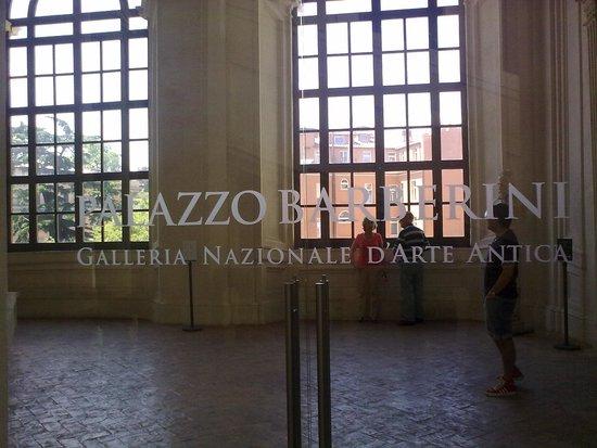Palais Barberini : Ingresso Palazzo Barberini