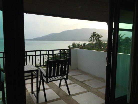 Cinnamon Beach Villas: veranda1