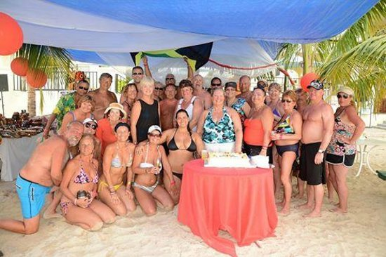 SuperClubs Rooms on the Beach Negril: Loyal Client Celebration