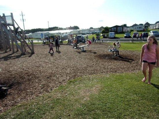 Cayton Bay Holiday Park - Park Resorts: The play area