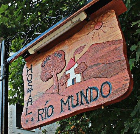 Hostal Rio Mundo: Cartel