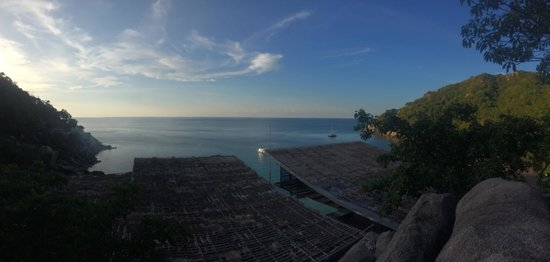 Ao Muong Resort: Nice sky