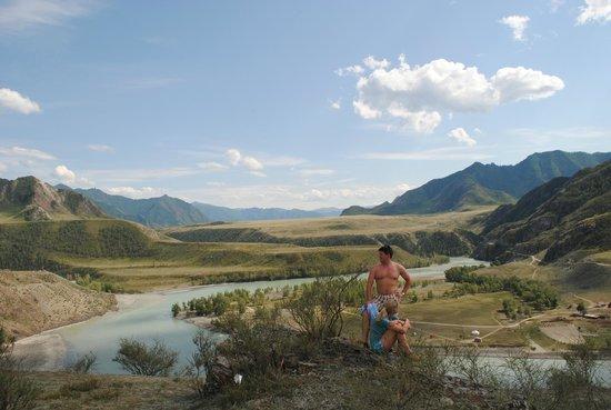 Altai Mountains: Простор