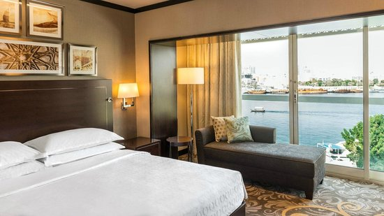 Sheraton Dubai Creek Hotel & Towers: Junior Suite
