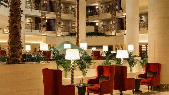 Sheraton Dubai Creek Hotel & Towers: The Lobby Café