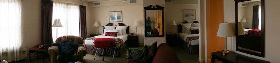 Historic Anchorage Hotel: Junior Suite