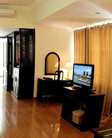 Bamboo Green Central Hotel: Room facilities