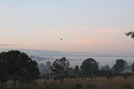 Hunter Homestead: Early morning views