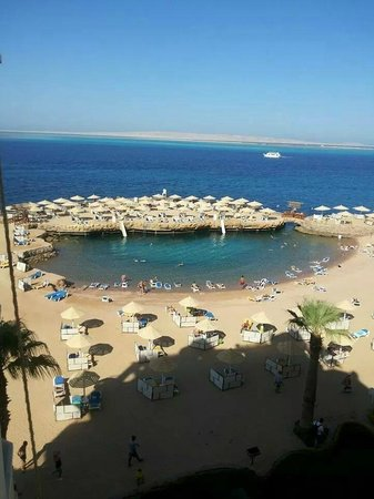 SUNRISE Holidays Resort: The view from the room