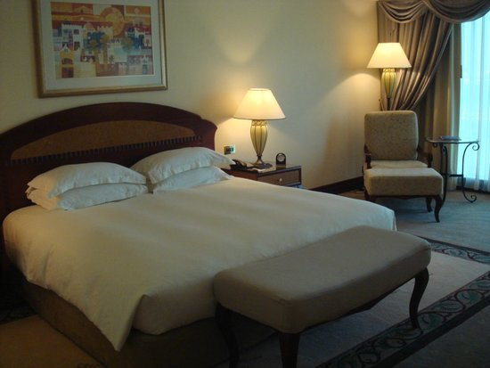 Grand Hyatt Dubai: ベッド