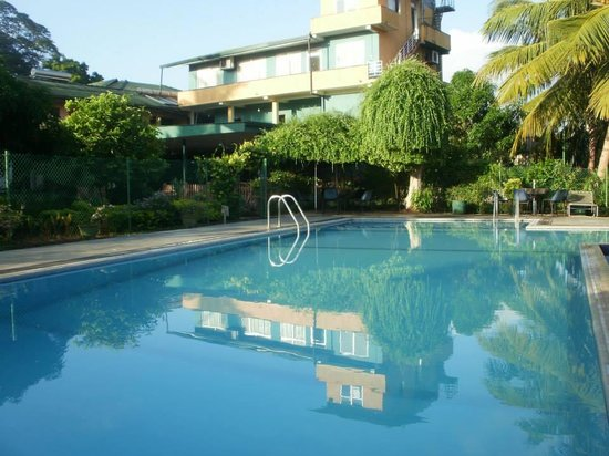 Nilketha Villa Eco Hotel: swimming pool