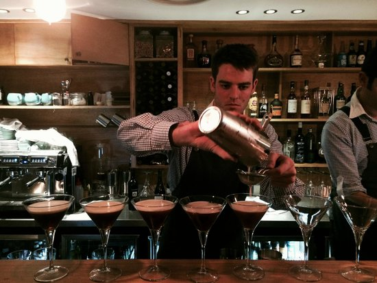 The Tippler & Co: $10 ESPRESSO MARTINIS DURING TIPPLE TIME!